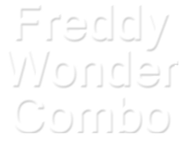 Freddy-Wonder-Combo